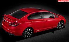 Honda Civic Si Sedan 2014