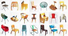 Mondocane | Vintage Children's Chair Collection