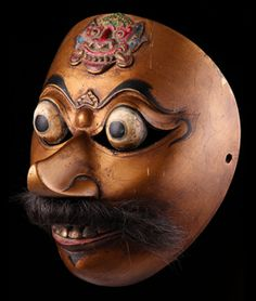 Indonesian Masks | MASCASIA - Gallery specialized in Indonesian mask. Topeng collection.