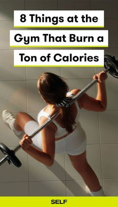 Looking to shake up your gym routine? Add machines like the VersaClimber, or try a TRX class for serious calories burned during your workout.