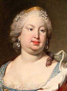 Bárbara de Braganza, Queen of Spain, wife of Fernando VI