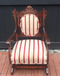 Platform Rocking Chairs From The Early 1900s What S It