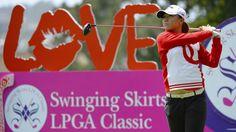 Lydia Ko leader dello Swinging Skirts Classic; 109ª Giulia Sergas -  http://golftoday.it/lydia-ko-leader-dello-swinging-skirts-classic-109a-giulia-sergas/