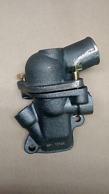 Thermostat Housing Bolts Are Seized