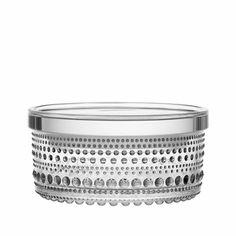 iittala Dewdrop Small Clear Jar - Click to enlarge