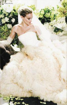 Vera Wang : 【ウェディング】どれも素敵♥SATCでキャリーが着てたドレスまとめ - NAVER まとめ