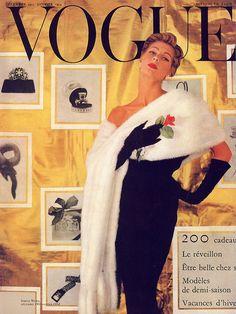 Vogue Paris Janvier 1954
