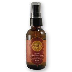 Marrakesh Oil Hair Styling Elixir with Hemp & Argan Oils. Love, love, love this stuff...and it smells so good!!