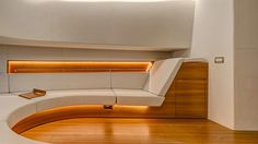 Alen Yacht was born out of a passion for the sea. Always a step further in design and innovation. Boat Interior, Luxury Yachts, Industrial Design, Boats, Innovation, Passion, Sea, Spaces, Architecture