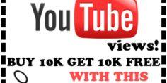 Een volledige review over views-great.com - mijn ervaring en of het verstandig is YouTube bezoekers te kopen.