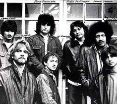 Pino Daniele Band in 1977