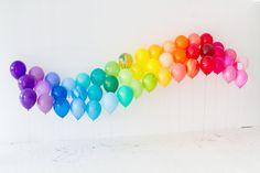 A Rainbow Baby Showe