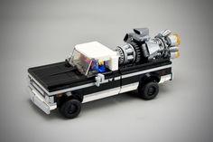 Lego Pumpkin, Lego Technic Sets, Lego Machines, Lego Truck, Lego Builder, Cool Lego Creations, Lego Projects, Batman Art, Lego Moc