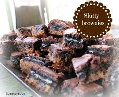 How to make slutty brownies - Powered by @ultimaterecipe