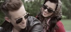 Ray Ban Aviator sunglasses worn by Keifer Thompson in EVERYTHING I SHOULDN'T BE THINKING ABOUT IT by Thompson Square (2013) #rayban