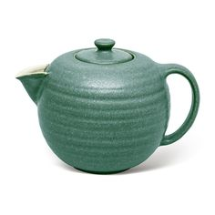 James Teekanne Steingut Jadegrün Tea Pots, Tableware, Teapot, Grey, Dinnerware, Tablewares, Tea Pot, Dishes, Place Settings