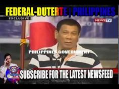"""Philippine President Rodrigo Duterte said on Monday he would visit Russia and China this year to chart an independent foreign policy and """"open alliances"""" wit. Visit Russia, Rodrigo Duterte, Foreign Policy, Philippines, Presidents, News, Wedding Ring"""