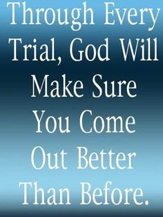 Yes, He Will!
