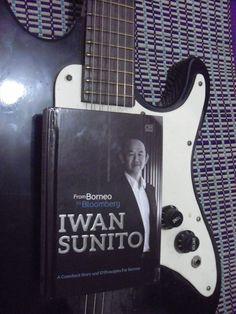 Swasembada Angan Melalui Buku From Borneo to Bloomberg - Iwan Sunito by Penjaja Kata