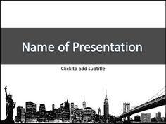 hong kong | powerpoint templates | pinterest, Modern powerpoint