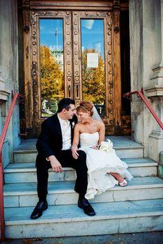 <3 Our Wedding   #wedding