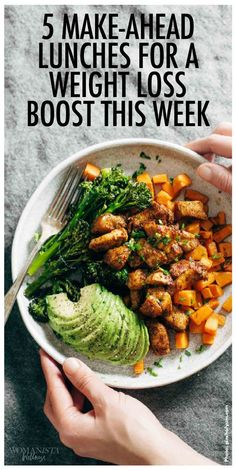 5 Make-Ahead Lunches For A Weight Loss Boost This Week | Healthy Recipes | Optimal Health Tips