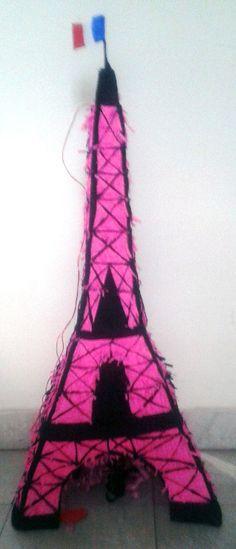 Eiffel tower pinata / Ајфелова кула пињата