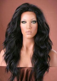 stock brazilian human hair full lace wig $95~$300