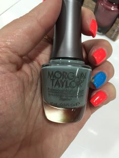 This gorgeous green is part of the Fall lineup from @morgantaylormt as seen @cosmoprofna