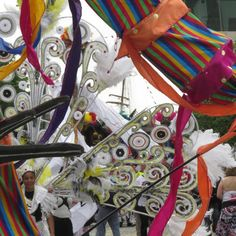 #colourfest #brouhaha #street #parade #Liverpool #maritime and #music #festival #UK