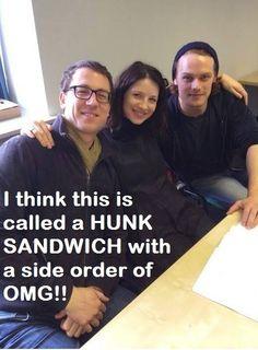 Hunk Sandwich