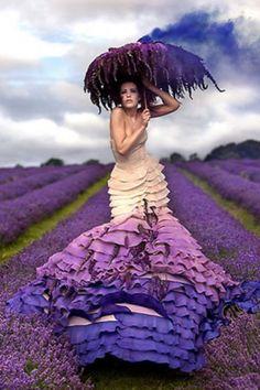 kinda purple strange