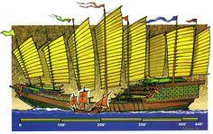 ZHENG HE (1371-1435): ADMIRAL OF THE TREASURE SHIPS