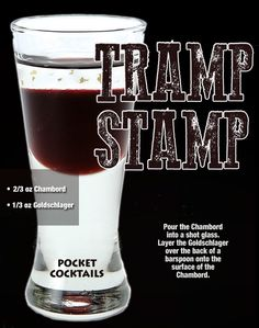 Millions of People Enjoy Pocket Cocktails. Check out our World Famous Drink Posters. Booze Drink, Bartender Drinks, Liquor Drinks, Cocktail Drinks, Cocktail Recipes, Mixed Drinks Alcohol, Alcohol Drink Recipes, Hard Drinks, Fun Drinks