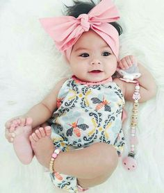 1242aeba1b65 Baby Girls Infant Floral Toddler Jumpsuit Romper+Headband Set Clothes  Autumn Summer sleeve clothing children New spring   a