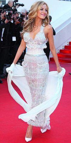 red carpet dress #elegant #gown #dresses