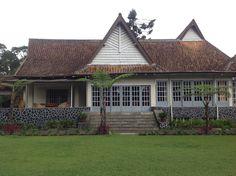 Rumah Bosscha, Perkebunan Teh Malabar