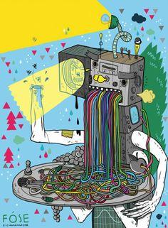 electronic meltdown