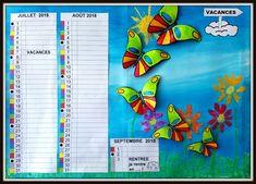 Planner Organisation, Art Plastique, Archive, Notebook, Tour, Computers, Parents, Calendar, Make A Timeline