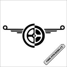 Samolepky na truck DAF Cool Stickers, Cavaliers Logo, Team Logo, Trucks, Truck