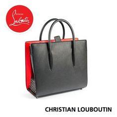 Christian Louboutin トートバッグ ルブタン タイムレスな美しさが魅力のシンプルトートバッグ Christian Louboutin Women, Trendy Fashion, Bags, Handbags, Totes, Trendy Outfits, Lv Bags, Hand Bags, Fashion