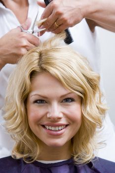 The Top Ten Hair Mistakes Brides Make via Project Wedding