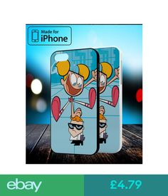 Cases & Covers Dexter's Laboratory Hard Phone Case Cover H116 #ebay #Electronics