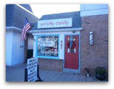Emlolly Candy in Worthington #365Columbus #shopping #Worthington
