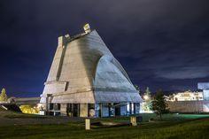 Eglise Saint-Pierre, Corbusier by Mario Del Prete on 500px