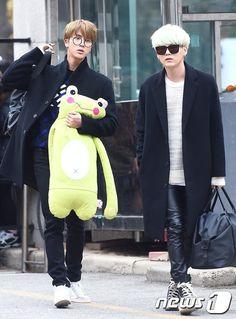 Jin and Suga