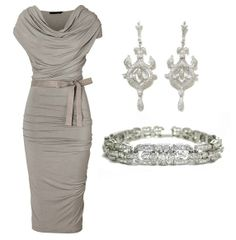 Wear bridal jewelry to compliment your bridesmaids and tie for Jewelry arts prairie village