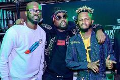 VIDEO: BTS Footage For Kwesta & Wales Spirit Music Video