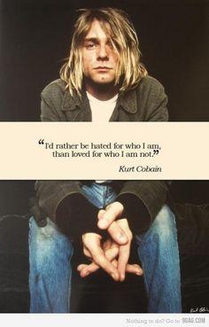 kurt cobain famous quote