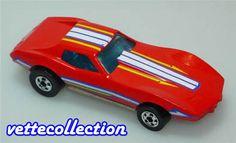 mid 1970s hot wheels stingray